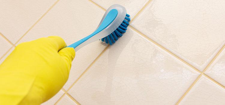Brosse de nettoyage de joints