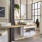 5 bonnes raisons d'opter pour une double vasque dans la salle de bains