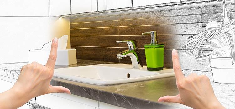 Visuel rénovation de salle de bains