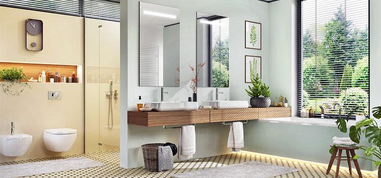 visuel ambiance d'une salle de bains