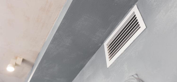 Bouche de ventilation murale de VMC