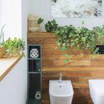 Osez les joints colorés dans la salle de bains