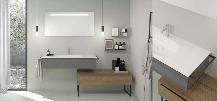 meuble salle de bains minimaliste