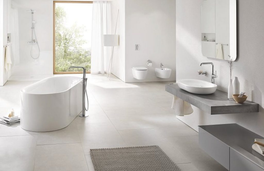 salle de bain grohe Essence