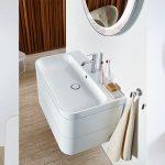Happy D.2 Plus, tout le savoir faire Duravit dans un meuble lavabo