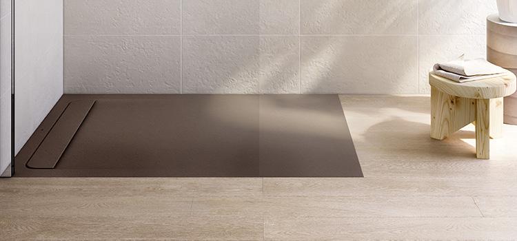 receveur de douche extra plat salle de bain