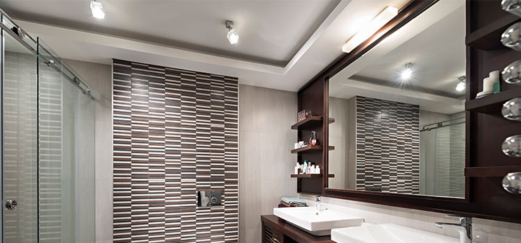 luminaire salle de bains