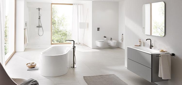 salle de bains complète Grohe