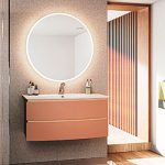 Créer une salle de bains ambiance féminine