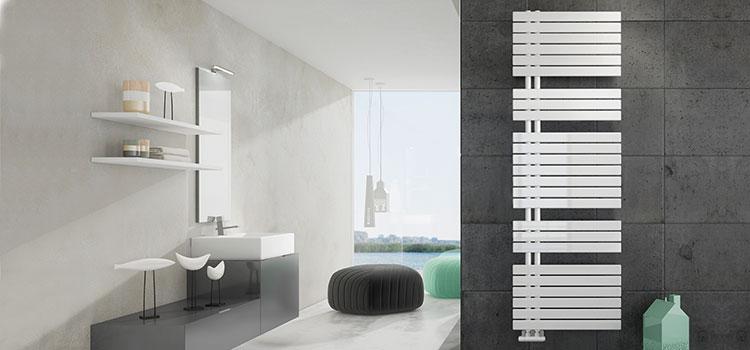 sèche-serviettes salle de bains