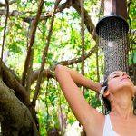 Tout savoir pour l'installation d'une douche solaire