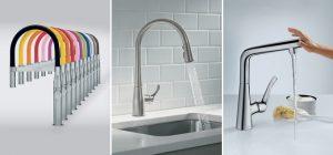 Choisissez le robinet idéal pour votre cuisine