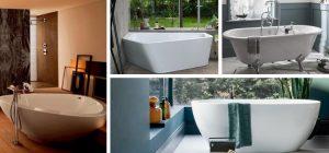 5 baignoires au style unique