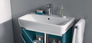 Sélection de 5 vasques pour une petite salle de bains